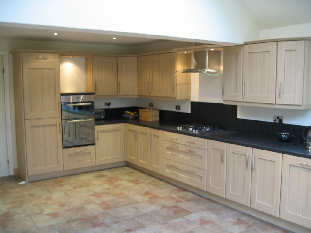 Recently completed fitted bedrooms fitted kitchens and for Pictures of fitted kitchens